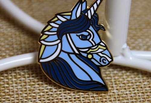 unicorn pins, unicorn, enamel pins, custom pins, custom lapel pins, pins, lapel pins, quality lapel pins, cloisonne pins, hard enamel pins