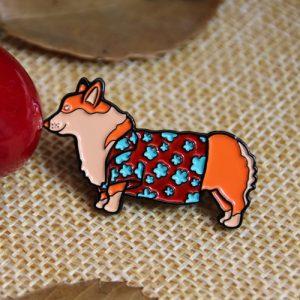A Dog Custom Lapel Pin