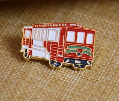 Car Soft Enamel Lapel Pins