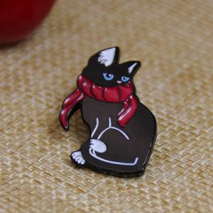 Cat Soft Enamel Pins