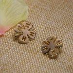 Best Friend Gift-Four Leaf Clover Lapel Pins