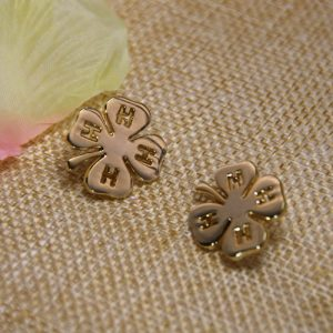Best Friend Gift-Four Leaf Clover Lapel Pins