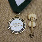 Custom Award Medals for Dance Invitational