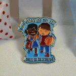 Custom Friendship Pin