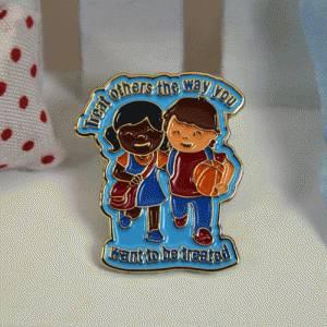 Custom Friendship Pin