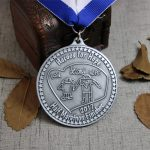 Custom Race Medals-Heroes for Hope