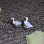 Little Goose Soft Enamel Pins