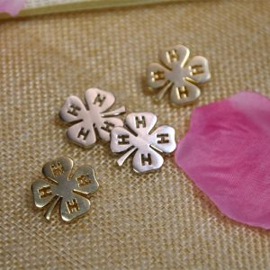 Some Clover Pins