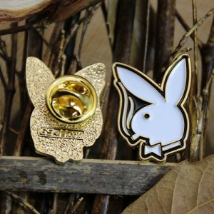 The Two Sides of The Magical Rabbit Pins