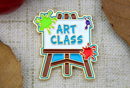 custom lapel pins , custom pins , enamel pin maker,pin manufacturers , soft enamel pins for art class