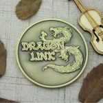 Challenge Coins for Dragon Link 1