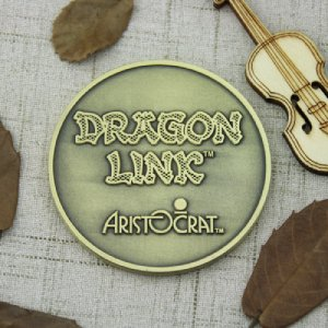 Challenge Coins for Dragon Link 2