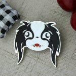 Little Dog Lapel Pin
