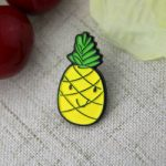 Pineapple Lapel Pin