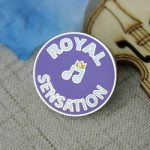 Royal Lapel Pin