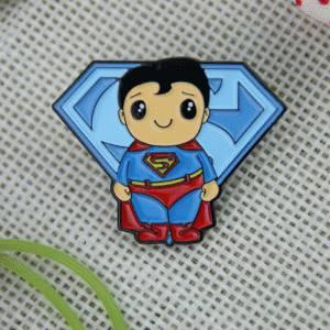 Superman Lapel Pin