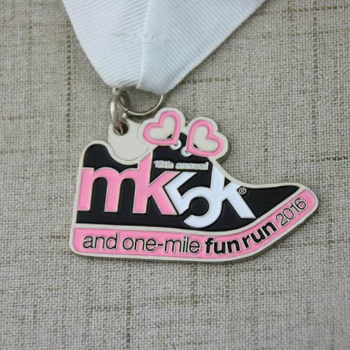 custom medals, 5K Run medal