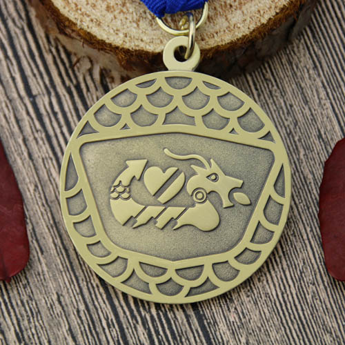 Sport medals, custom medals