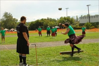 Dundee Scottish Festival Highland Games