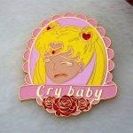 Sailor Moon Lapel Pin