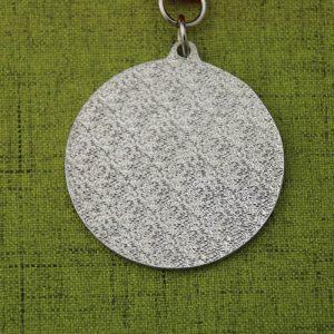 Silver Medal Back