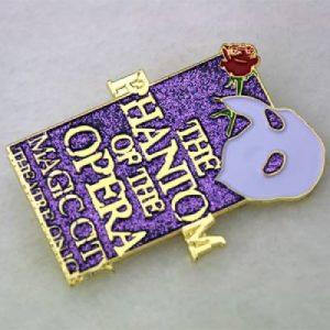 The Phantom Of the Opera Lapel Pin