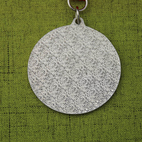 Silver medals, custom medals
