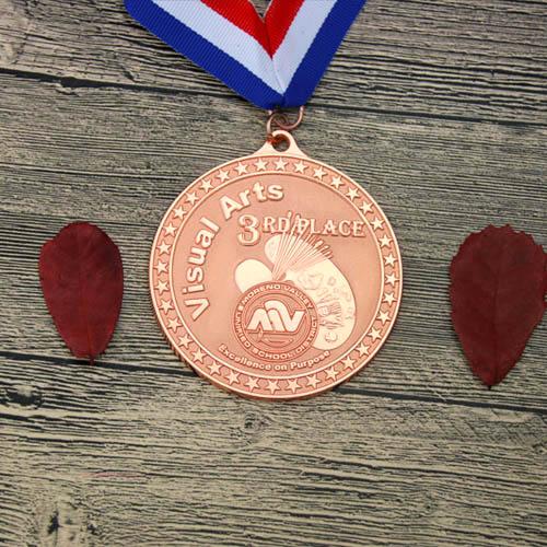 school awards medals, custom medal