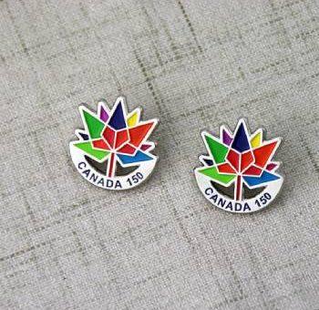 Canada 150th Custom Lapel Pin