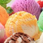 Colorful and Yummy Icecream