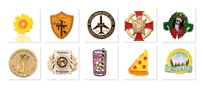 Enamel Pins Gallery