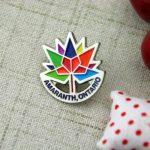 Maple Leaf Enamel Pins