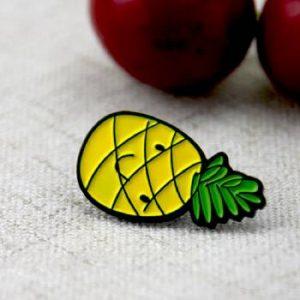Pineapple Lapel Pin