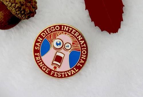 San Diego Custom Lapel Pin