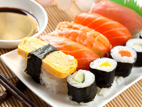 Can I Eat Sushi With Food Poisoning