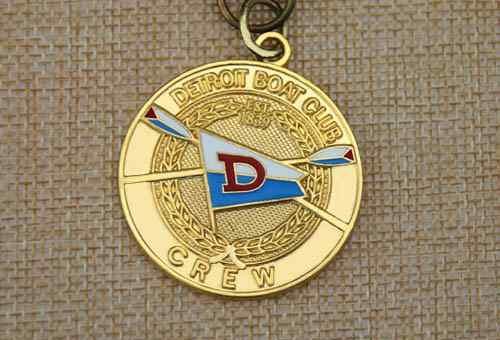 custom gold medal