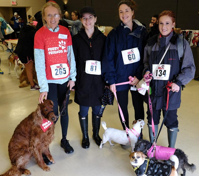 Furry Friend 5K Race