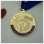 Custom Medals Back Side