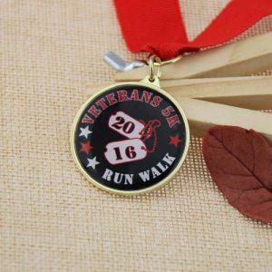 Custom Veterans medals