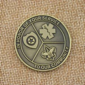 Customized Challenge Coins -2