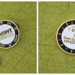 Jazz Music Challenge Coins