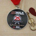 walk medals