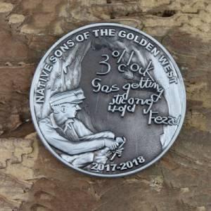 Argonaut Mine Challenge Coins 1