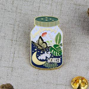 Beautiful Bottle Lapel Pin