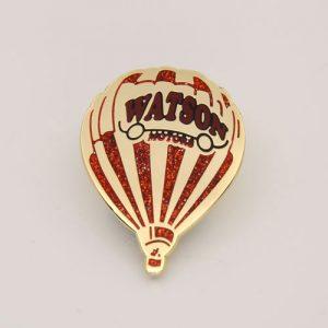 ballonfest custom lapel pins