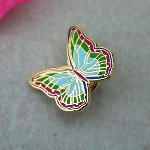 Hard Enamel_Butterfly