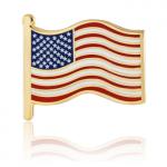 American flag lapel pin-GSJJ