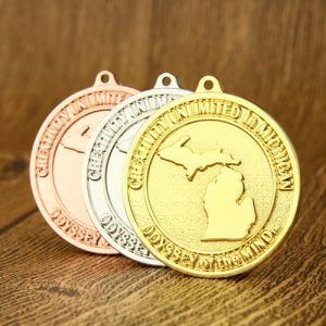 Customized Medals GS-JJ