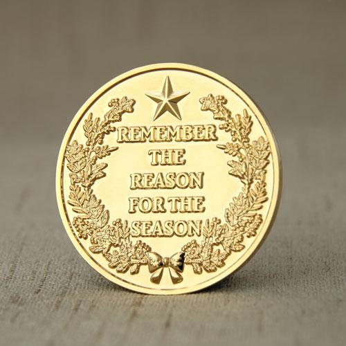 Santa Challenge Coins back -jj.com