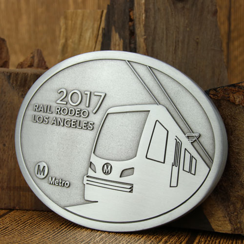 Custom Belt Buckle-GS-JJ-Metro
